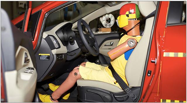 voitures les plus sûres 2018