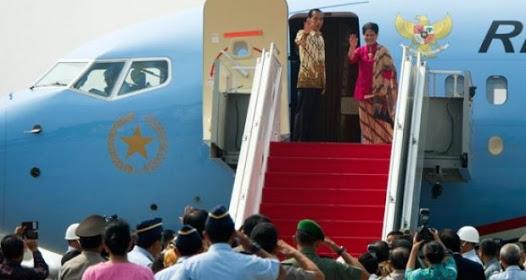 Presiden Jokowi Dapat Anugerah Adat Kehormatan Maluku