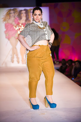 B B Fashion House Full Figured Fashion Week