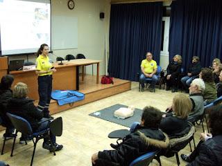 Σχολείο Δεύτερης Ευκαιρίας & Διεθνή Ημέρα Εθελοντισμού 5 Δεκεμβρίου