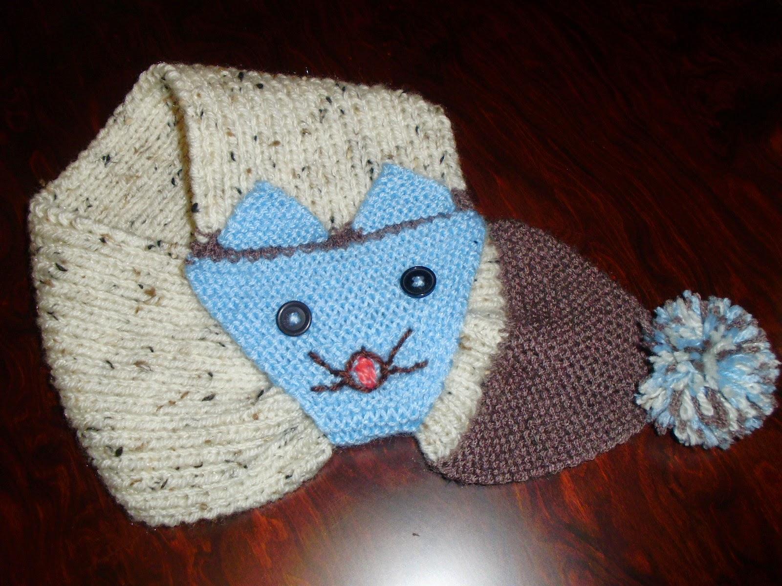 Victoria - Handmade Creations   Παιδικά σκουφάκια - Κασκόλ VHC 407768cff8e