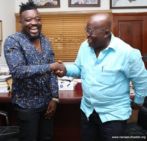 Hiplife Duo Ruff N Smooth Declares Support For Nana Addo