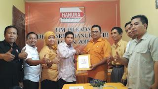 Bung Nuri Bidik Posisi Wakil Gubernur NTB