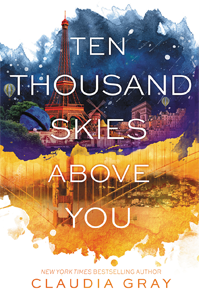 letmecrossover_blog_blogger_michele_mattos_book_books_haul_hauls_cover_ten_skies_above_you_download_free_freedownload_epub_pdf_mobi_review_high_rating_pretty_beautiful_gorgeous_girl_girls_pink_buy_buying_shopping_YA_trilogy_firebird_claudia_gray_author_a_thousand_pieces_of_you_a_million_worlds_with_You