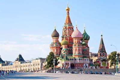 Wisata Moskow di Russia