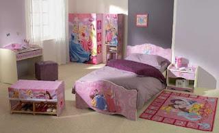 Cuarto princesa Disney.