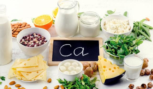 وظائف وفوائد الكالسيوم .. المصادر الغذائية ، نقصه وسميته