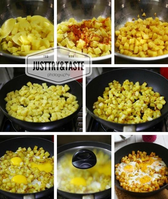 Resep Hash Brown Potatoes