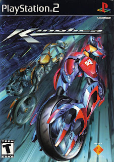 Kinetica (PS2) 2001