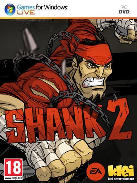 تحميل لعبة Shank 2 برابط مباشر + تورنت