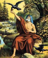 2. Elijah is Fed by Ravens