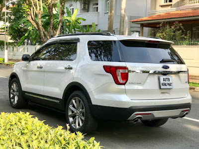 Ford Explorer AWD Limited model 2018