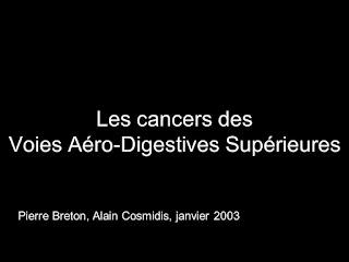 Les cancers des Voies Aéro-Digestives Supérieures .pdf