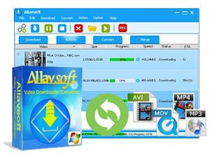 حمل أي فيديو يعجبك مع هذا البرنامج Allavsoft Video Downloader Converter 3.12.6  مع التفعيل