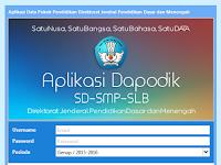 Perbedaan Hasil Download Prefill Dengan NPSN Dan Koreng Di Dapodikdas V.4.1.0