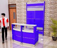 Desain Interior - Furniture Interior Kantor Semarang