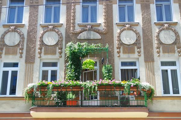 vienne balcon rudolfsheim-fünfhaus