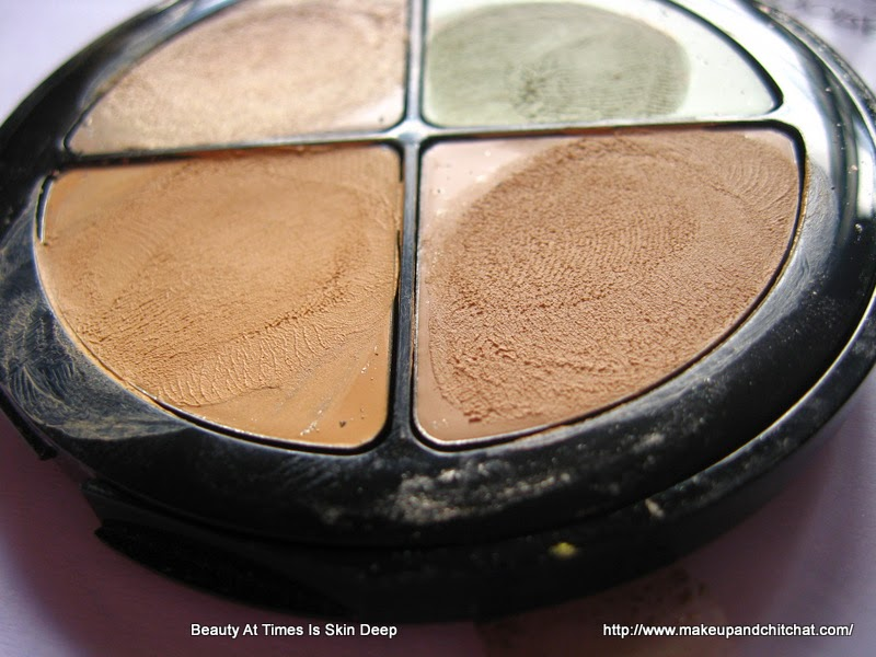 Concealers from Isadora Cosmetics Color Correcting Wheel Anti Redness