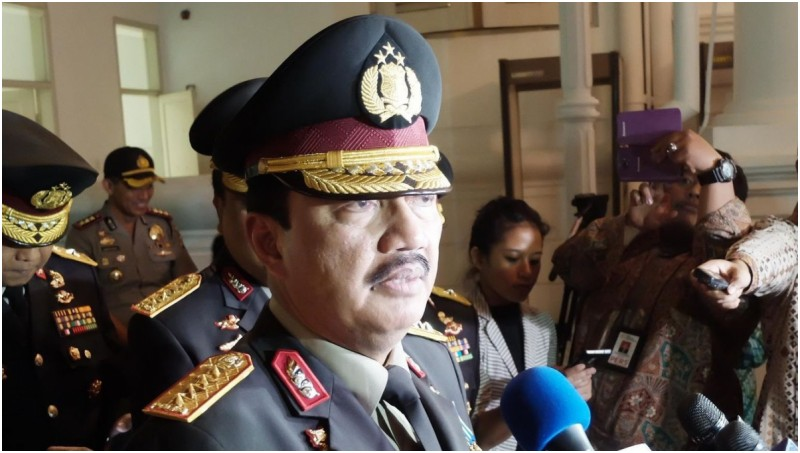 Kepala Badan Intelijen Negara Jenderal Budi Gunawan