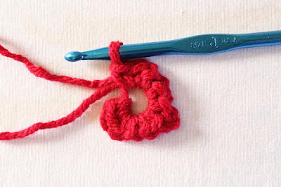 crochet, granny square, heart, tote bag, no-sew, free crochet pattern