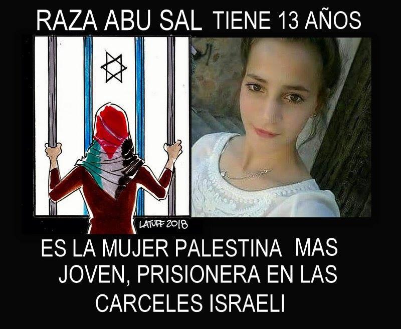 La obsesión patológica de Israel con la niñez palestina, tiene que ...