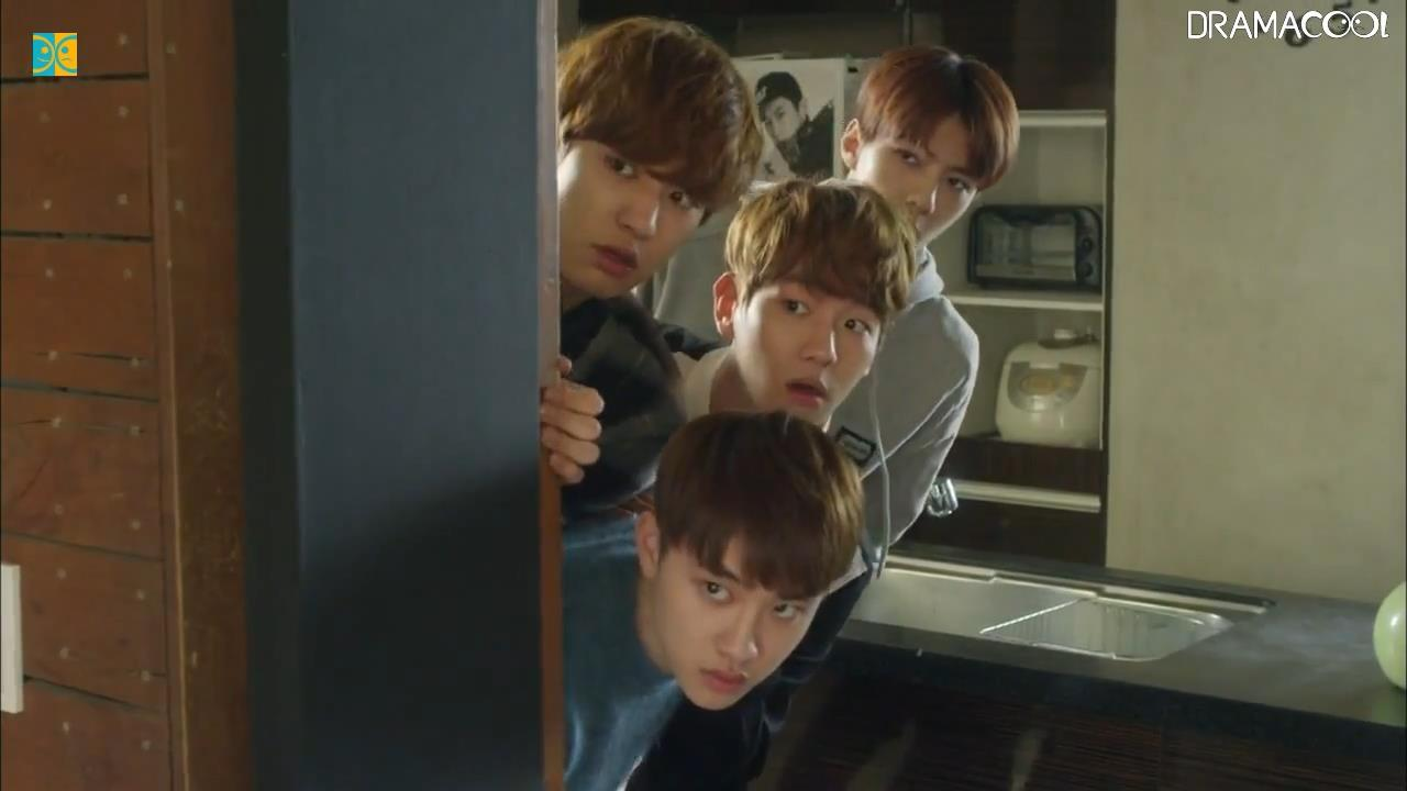 Vin Alva Sinopsis EXO Next Door Episode 2