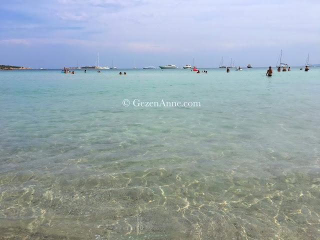 Spiaggia di Cala Brandinchi, Sardinia Italy