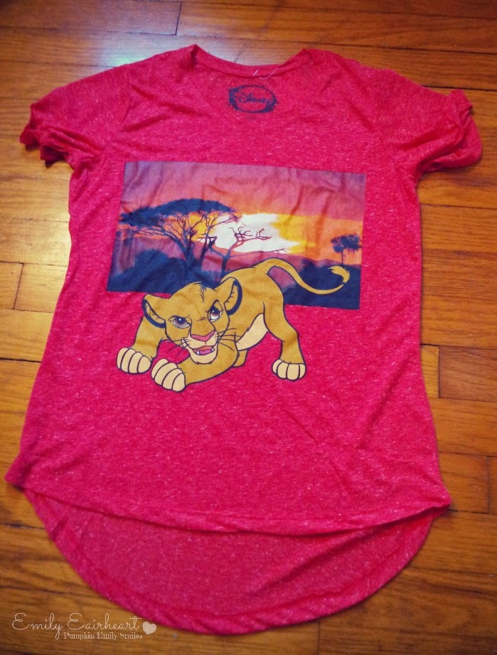 The Lion King t-shirt with Simba