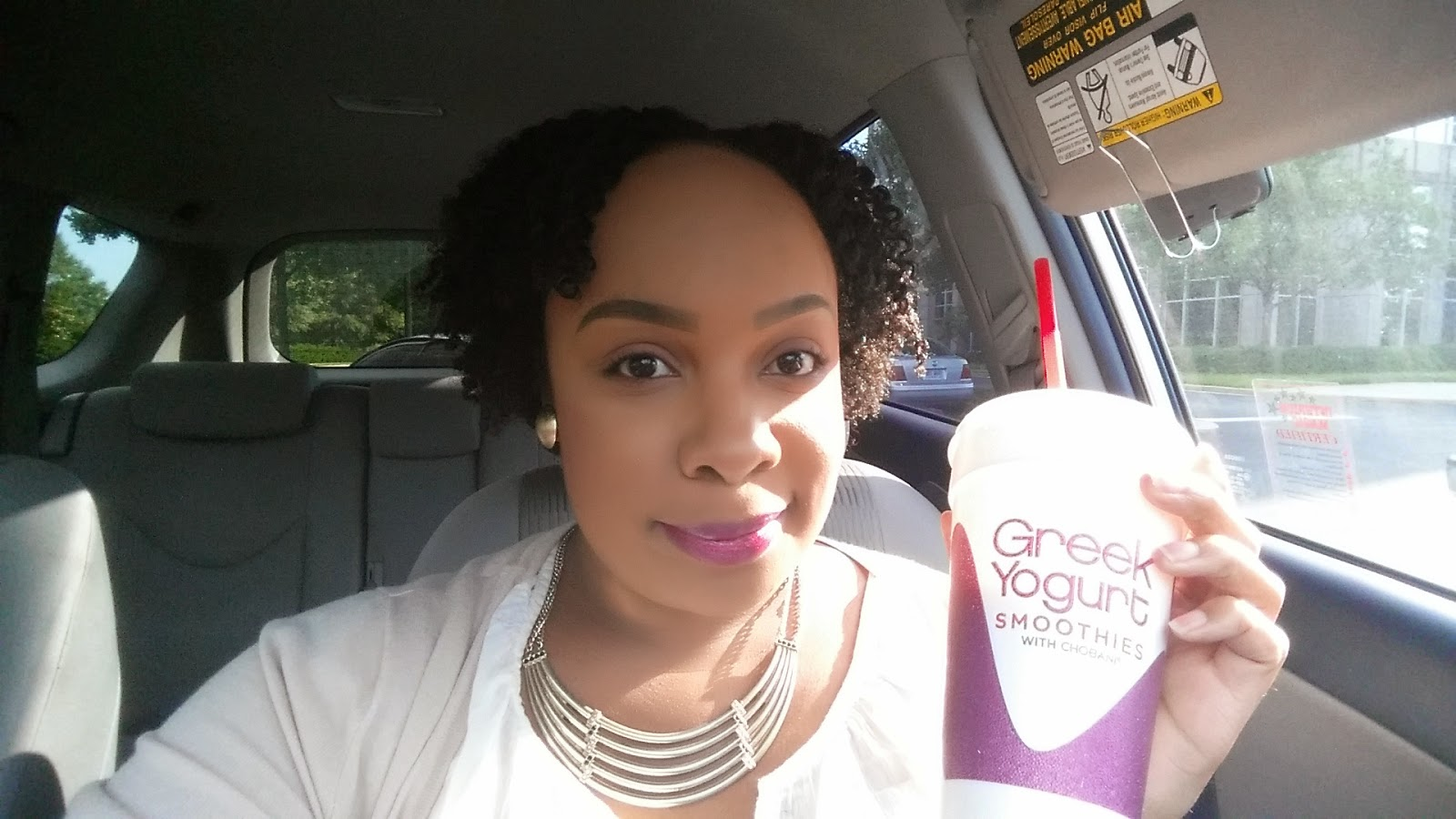 Smoothie King's Chobani Greek Yogurt Smoothie Review #FindMyBalance #SmoothieKing #AD via ProductReviewMom.com