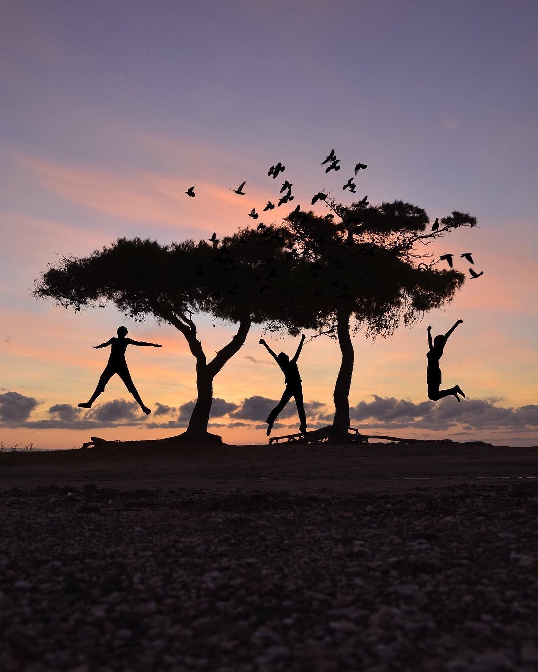14-Jump-Higher-Dominic-Liam-Beautifully-Manipulated-Pictures-at-Sunrise-www-designstack-co