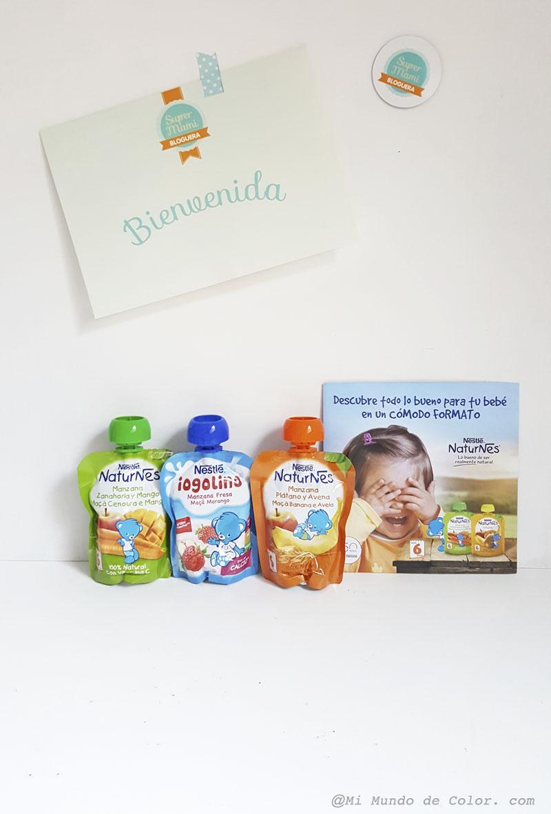 super mama bloguera nestle alimentacion infantil