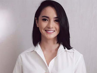 Ririn Ekawati pemeran Naysila di Muslimah ANTV