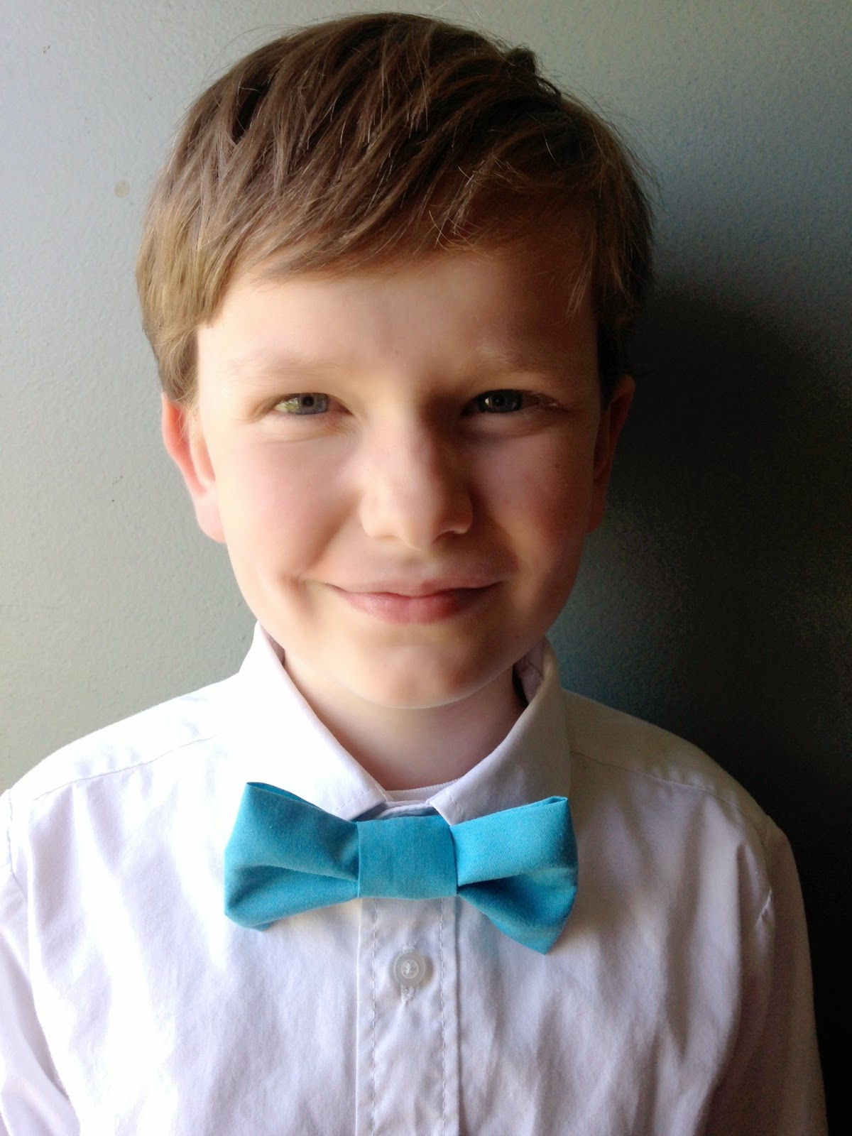 5 Little Monsters Little Boy Bow Ties