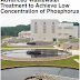 Advanced Wastewater Treatment To Achieve Low Concentration Phosphorus