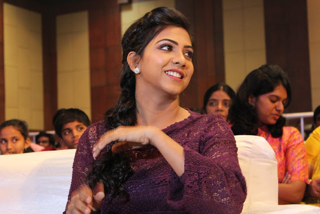 Madonna Sebastian at Premam telugu movie Audio launch