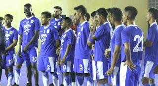 Batal ke Ciamis, Persib Bandung Akan Berlatih di Stadion GBLA