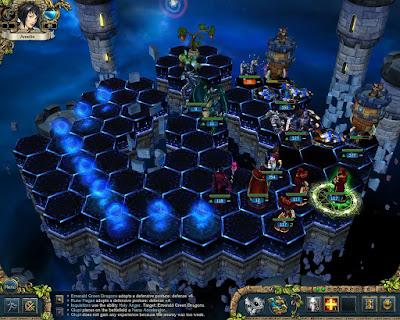King's Bounty: Armored Princess Game Screenshots 2009
