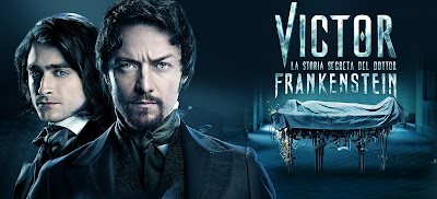 Victor - La storia segreta del Dottor Frankenstein