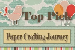 Top Pick - Paper Crafting Journey