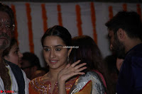 Shraddha Kapoor at Inauguration Of Pandit Padharinath Kolhapure Marg Exclusive  26.JPG