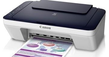 Canon Ij Setup PIXMA E402