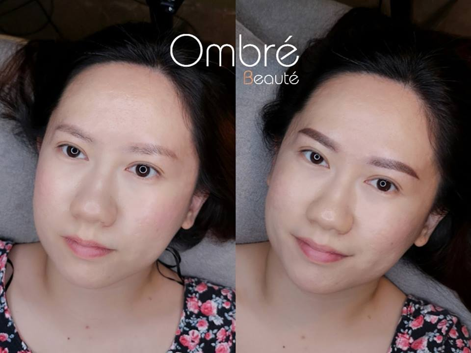 [Beauty Review] Ombré Beauté Mist Eyebrows Embroidery @ Twin Arkz Condominium, Bukit Jalil