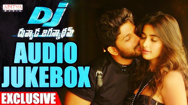 DJ-Duvvada Jagannadham Gudilo Badilo Full video Song With English Lyrics and Telugu Lyrics