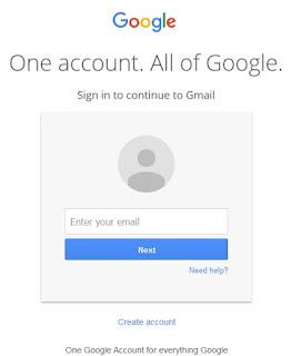 gambar cara membuat email facebook dengan gmail