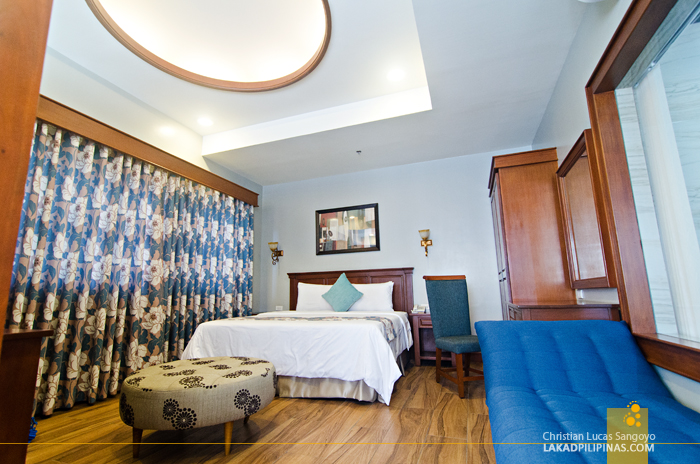 Paragon Hotel & Suites Baguio King Suite