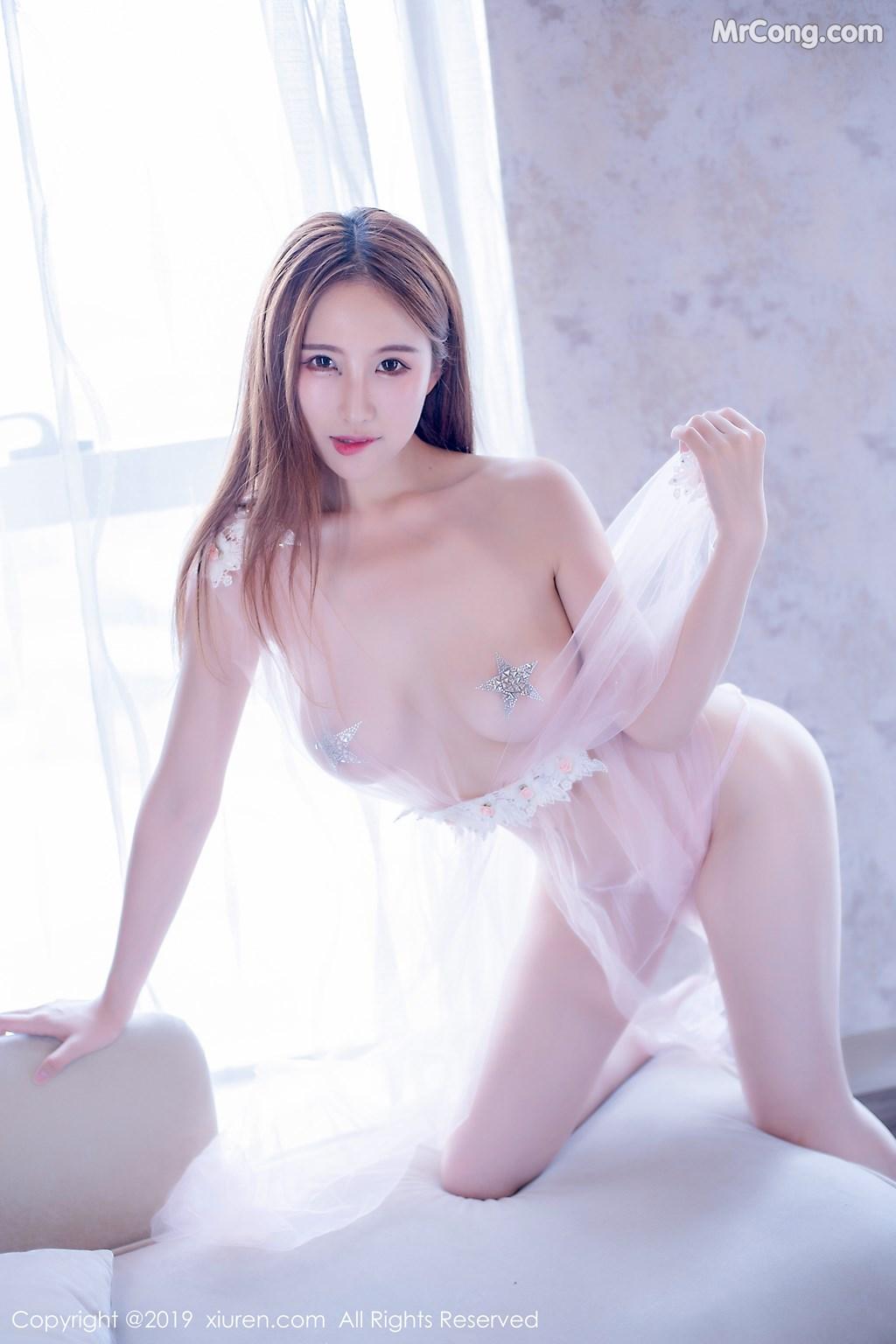 Image XIUREN-No.1643-Yue-Yin-Tong-MrCong.com-040 in post XIUREN No.1643: Yue Yin Tong (月音瞳) (50 ảnh)