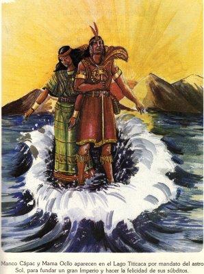 Resultado de imagen para Origen de la etnia inca