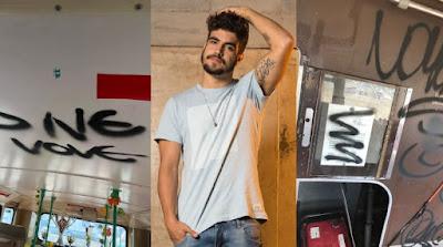 Galã da Globo é acusado de roubar e vandalizar carros na Espanha