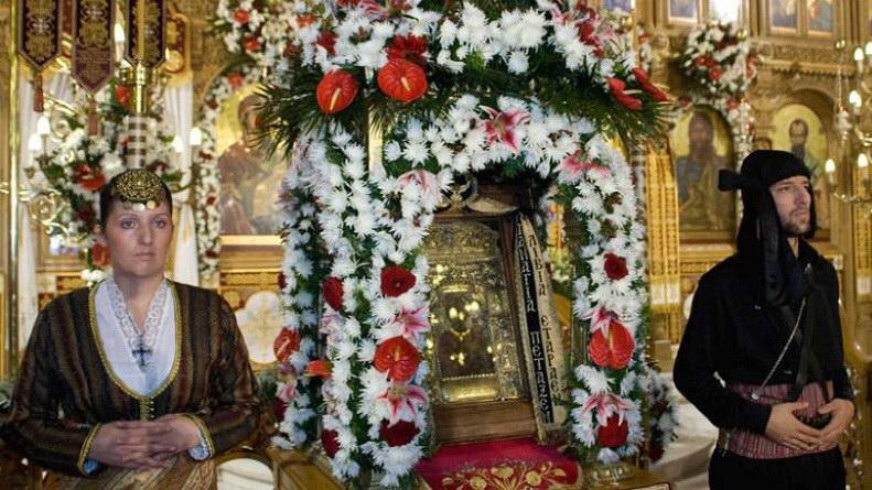 Η Ορεστιάδα γιορτάζει και υποδέχεται την εικόνα της Παναγίας Σουμελά