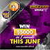 "Sound it Africa and Rising Star Gospel Africa Present ""Win $5000 in 1 Minute "" 